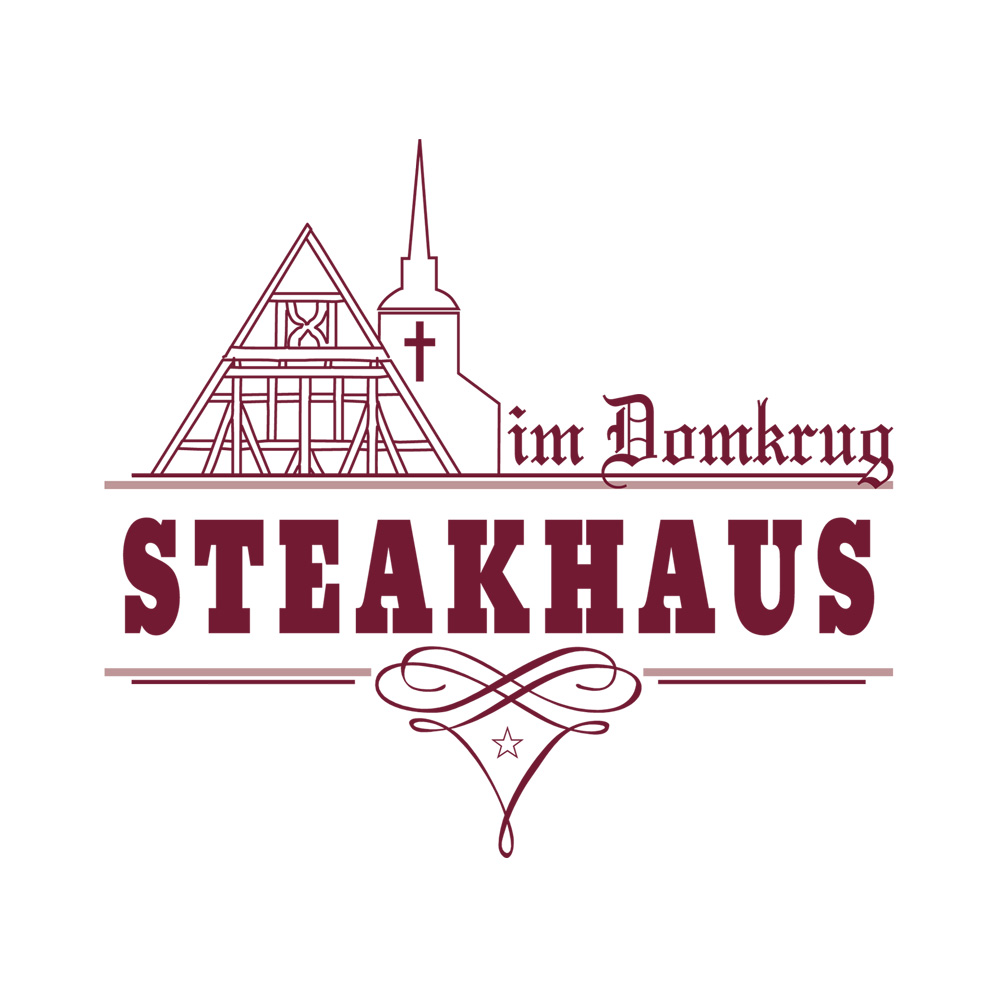 Logo-Steakhaus restaurant eckernfoerde domkrug